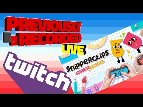 SnipperClips is Adorable
