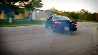 Epic Drifting Chevrolet Camaro Z28