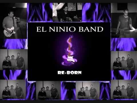 EL NINIO BAND ''the only one i know'' -The charlatans cover -