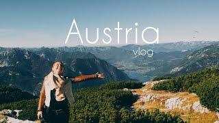 Австрия, свадьба, очередные приключения, регистрация на горе 2100м  [Travel vlog]