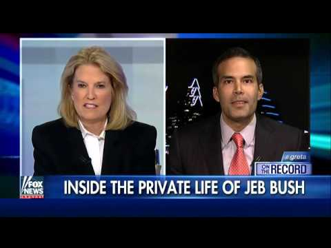 Growing up Bush with George P. Bush