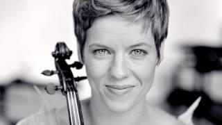 JS Bach Sonata 1 BWV 1001 - II Fuga, Allegro (Isabelle Faust)