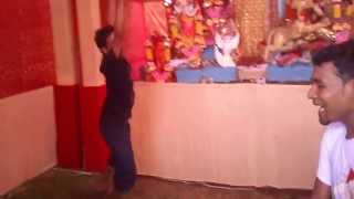 Durga Puja 2013 - Youth Generation Club, Kameshwar
