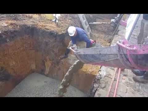The Fastest Readymix Concrete Discharge In History - Melbourne Australia
