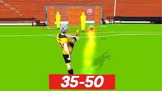 Goal Blitz App Game - Gameplay Walkthrough Part 2 - Level 35-50 iOS, Android HD Offline Hack Free