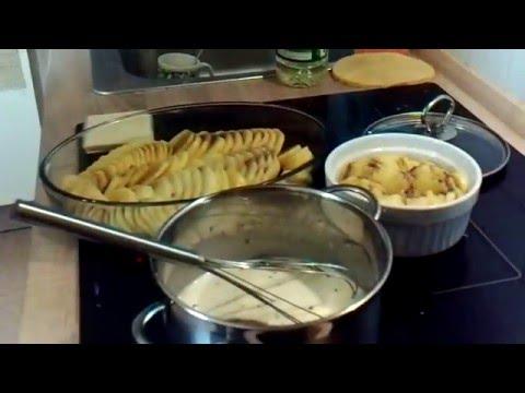 Рецепт: Запеканка из картофельного пюре и фарша - все