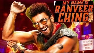 Ranveer ching song lyrics HD