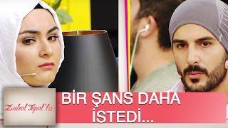 Zuhal Topal'la 36. Bölüm (HD) | Gökhan Hanife'den Bir Şans Daha İstedi!