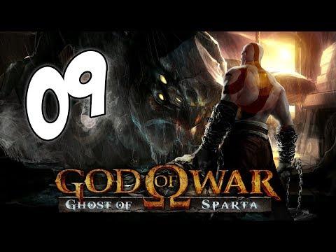 [FR] #9 Let's play God of War: Ghost of Sparta - Passé Déterré [FIN]