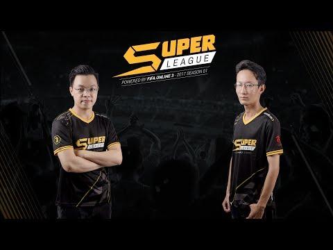 [21.05.2017] Trung Hiếu vs Hoàng Thiện [SuperLeague 2017]