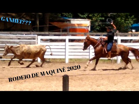 RODEIO DE MAQUINÉ 2020