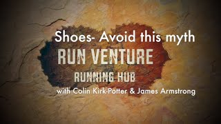 BEFORE YOU BUY RUNNING SHOES watch this.