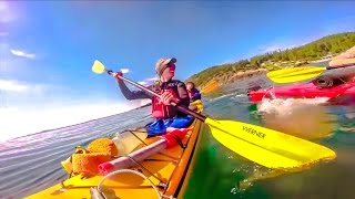 Outward Bound Sea Kayaking and Mountaineering - 2014