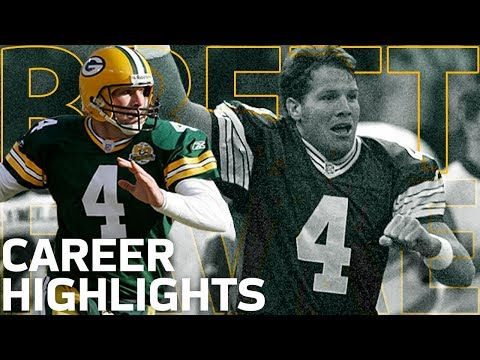 Brett Favre: The Greatest Gunslinger of All-Time | NFL Legends Highlights