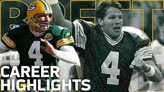 Brett Favre: The Greatest Gunslinger of All-Time | NFL Legends Highlights
