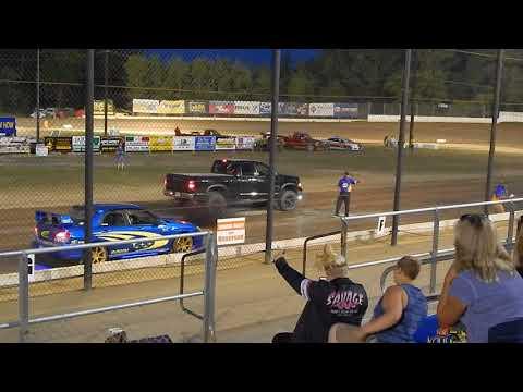 Brewerton Speedway 7/13/18 Race 2