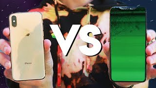 iPhone XS vs iPhone XS Max Drop Test - Ultimate Durability Challenge