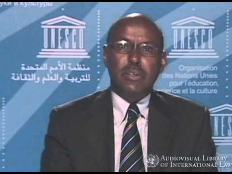 Judge Yusuf (ICJ) on the Notion of Cultural Heritage in International Law