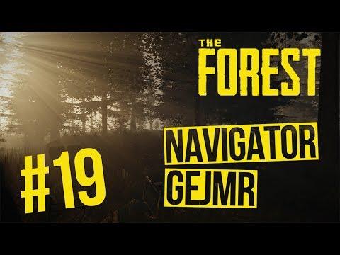 The Forest   Rozbitý navigátor Gejmr!   w/ GEJMR #19