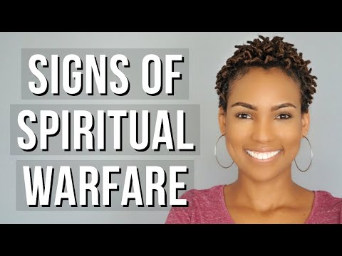 3 Signs Of Spiritual Warfare | Are You Under Attack?
