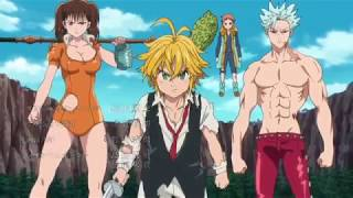 seven deadly sins amv