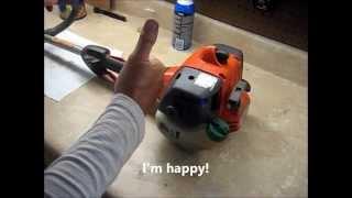 husqvarna poulan trimmer two cycle 2 cycle gasoline carburetor zama w40a c1q w40a