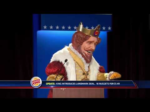 Burger King Chicken Nuggets TV Commercial Debate Reaction