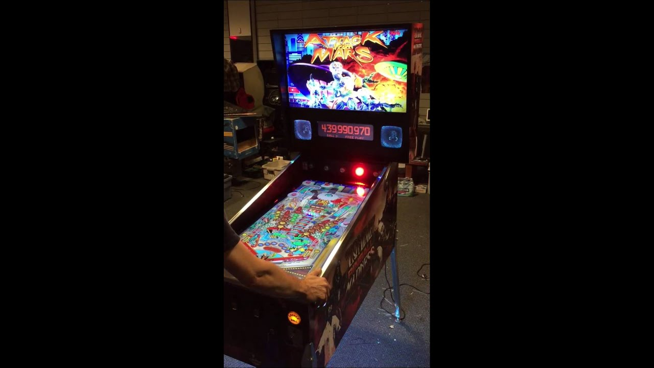 VPcabs LE-X fully loaded virtual pinball machine by VPcabs Pinball