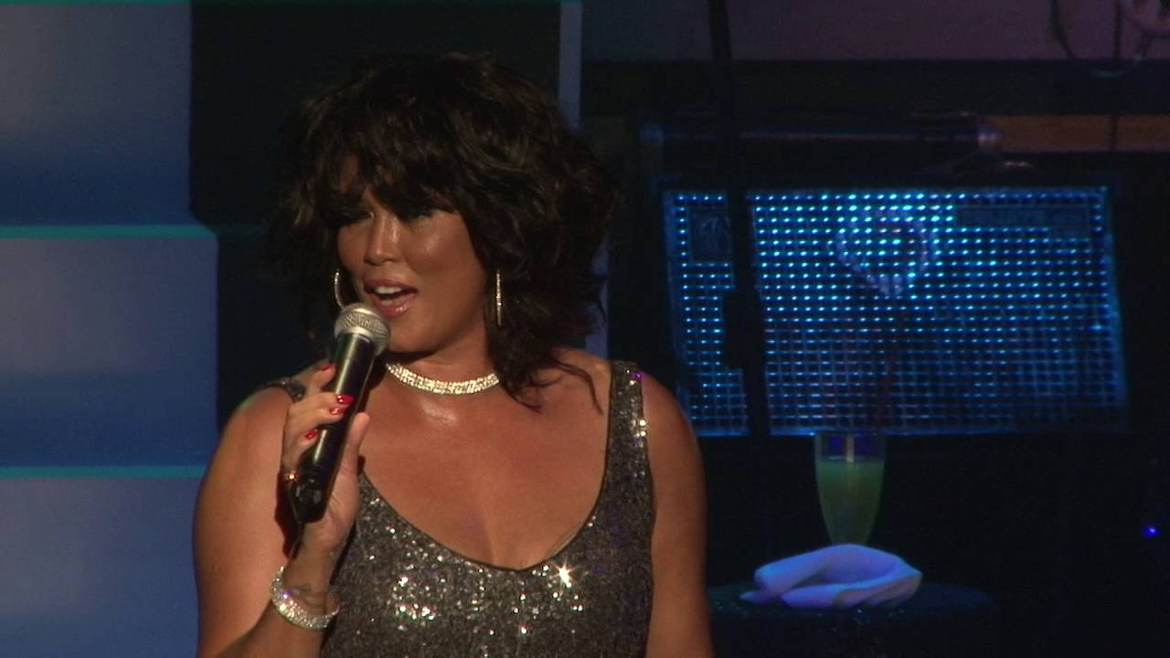The Greatest Love Of All The Whitney Houston Show Youtube