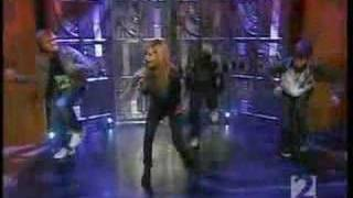 Ashley Tisdale Live@Regis & Kelly - He Said She Said