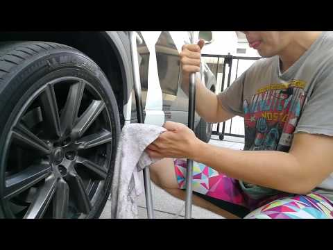 How To Clean And Shine Your Plastidipped Rims