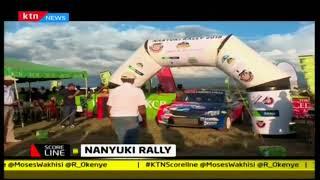 Carl Tundo cruises to victory in Nanyuki rally