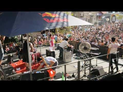 Melicia Jerusalem street party