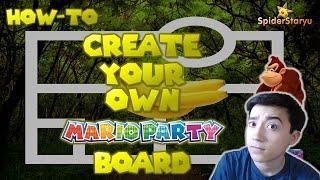 كيفية: إنشاء الخاصة بك ماريو طرف المجلس (w/PartyPlanner64!)