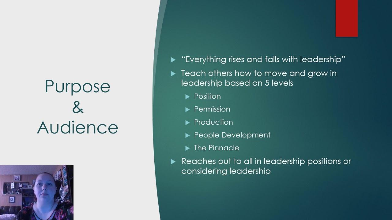 Download Robin Moseley Leadership Book Review