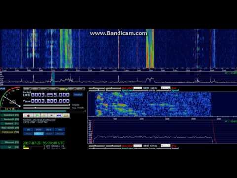 Trans World Radio Africa (Manzini, Swaziland) - 3200 kHz