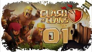 CLASH OF CLANS #01 - Der Stand nach fast einem Jahr Spielen ☯ Let's Play Clash of Clans [Deutsch]