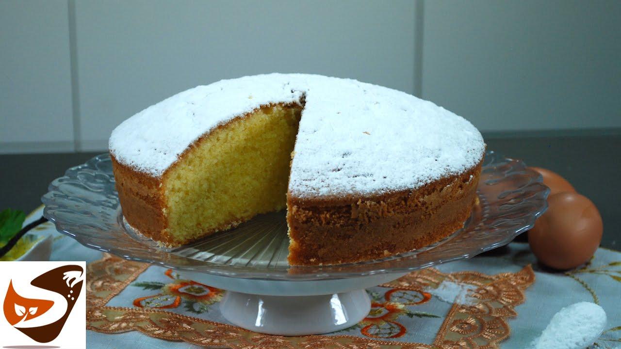 Dolci Da Credenza Torta Paradiso : Torta paradiso: soffice e alta u2013 torte da forno margherita cake