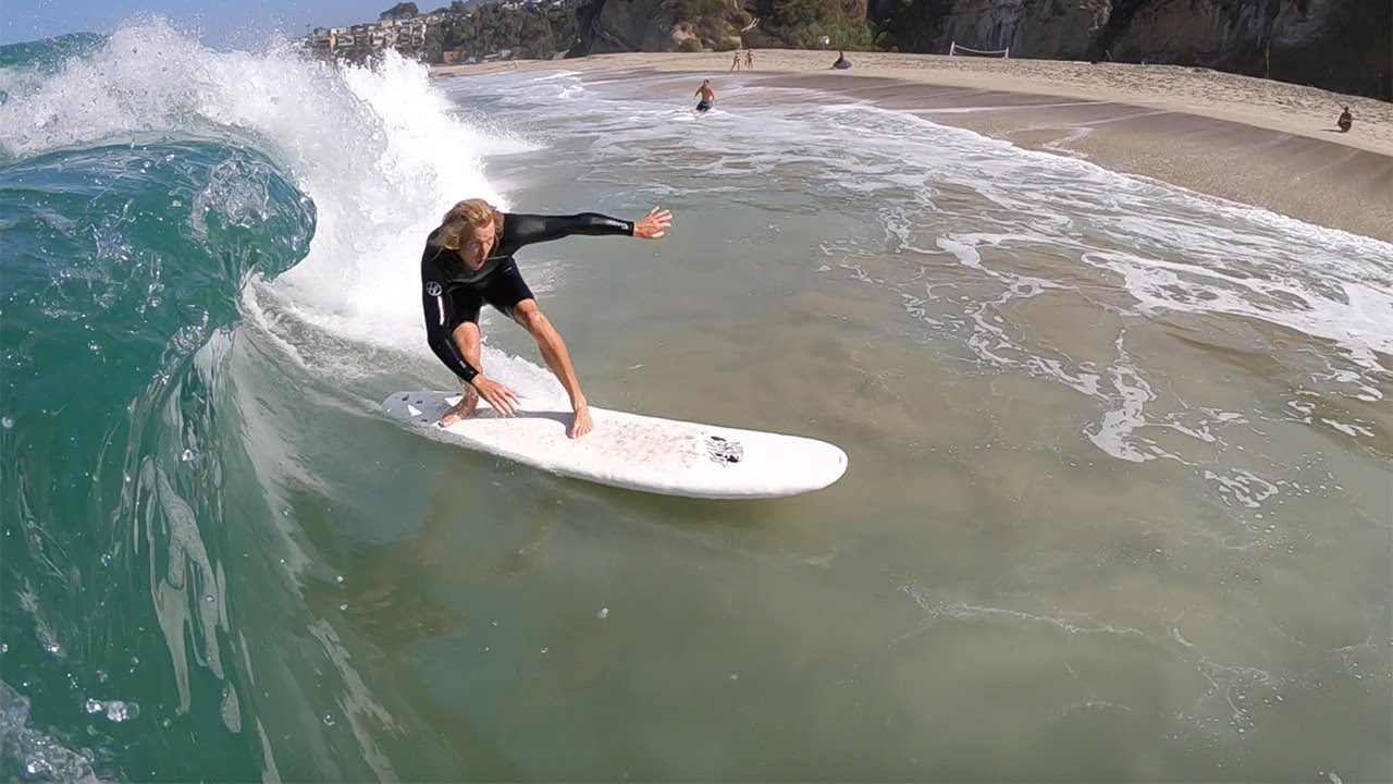 Surfing Shorebreak Slabs & Weird Wedge with Ben Gravy