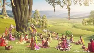 Radha krishna serial title song||star Bharat||2018