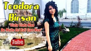 Teodora Birsan - De-ar fi omul singurel 2018 (Oficial Audio)