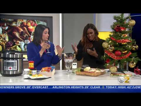 Thumbnail image for 'Easy Holiday Entertaining With Nekia Nichelle | CBS 2 Chicago'