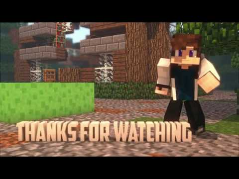 TOP 5 MINECRAFT OUTROS (No Edit Required,Free2Use)