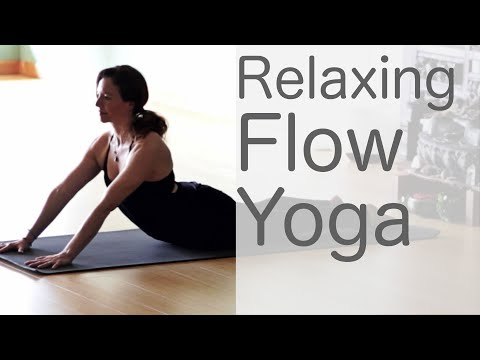 Free Yoga Class Fun Relaxing Evening Flow: Yoga with Lesley
