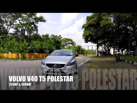 2017 Volvo V40 T5 Polestar Full In Depth Review Malaysia | Bobby Ang