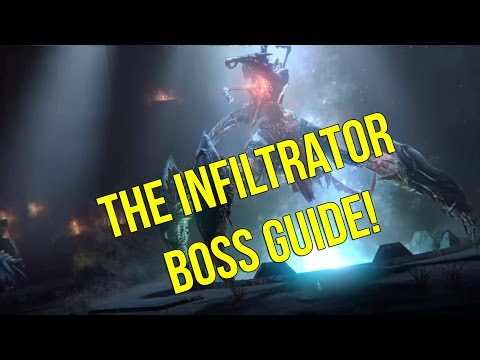 Lords Of The Fallen: The Infiltrator Boss Guide & Strategy!