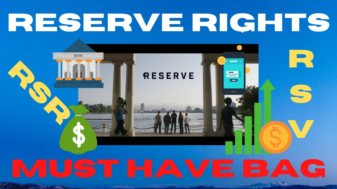 Reserve Rights - RSR/RSV Is The MUST HAVE BAG In ALL Of Cryptocurrency - Insane ROI/ Gains Potential 9