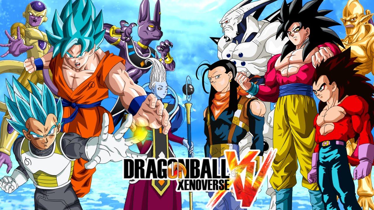 dragon ball xenoverse batallas super epicas dragon