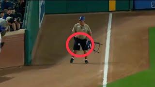 MLB Unanticipated Plays ᴴᴰ