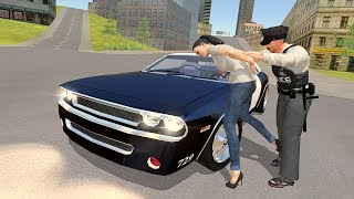 Police Chase The Cop Car Driver - Game Launch Trailer